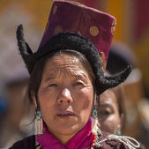 Portrait Ladakh — Stock Photo