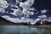 High Altitude Lake — Stock Photo