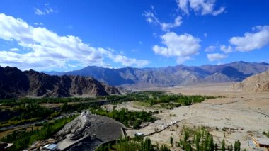 Timelapse Ladakh Landscape — Stock Video