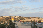 Oude stad van jeruzalem — Stockfoto