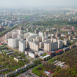 Marfino district of Moscow — Stockfoto