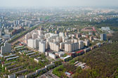 Marfino district of Moscow — Stock Photo
