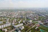 Ostankinsky district of Moscow — Stock Photo