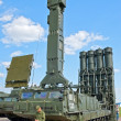 S-300V launcher vehicle — Stock Photo