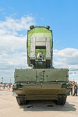 9S19 Imbir radar vehicle — Stock Photo