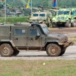 Rys armored vehicle — Stock Photo