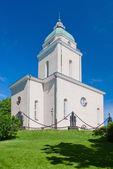 Suomenlinna church — Stock Photo