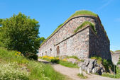 Suomenlinna fortress — Stock Photo