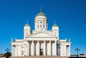 Helsinki Cathedral — Stock Photo