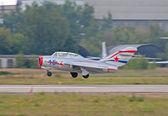 MiG-15UTI fighter jet — Stock Photo
