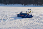 Zhuk hovercraft — Stock Photo