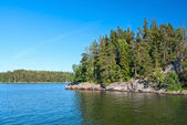 Fiński-krajobraz — Zdjęcie stockowe