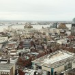 Birdseye view of Liverpool — Stock Photo