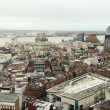 Stock Photo: Birdseye view of Liverpool