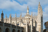 Spires of the King's College — Stock Photo