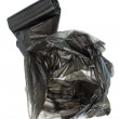 Garbage bag - Stock Photo