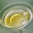 Royalty-Free Stock Photo: Martini with a lemon