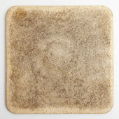 Textura rugosa del papel — Foto de Stock