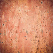 Rust with scratches — Stock Photo