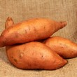 Sweet potatoes — Stock Photo #12308421