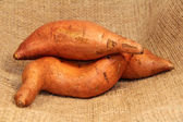 Sweet potatoes — Foto Stock