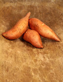 Sweet potatoes — Photo