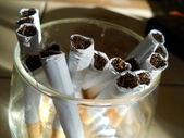 сигареты фильтра — Стоковое фото