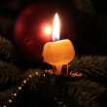 Candlestick — Stock Photo