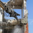 Stock Photo: Demolition