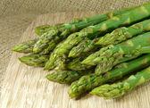 Fresh asparagus — Stock Photo