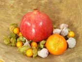 Fruits still-life — Stock Photo