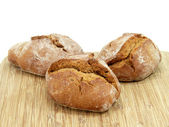 Rollo de pan — Foto de Stock