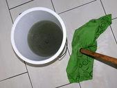 汚れた水 — ストック写真