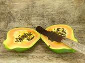 Papaya — Foto de Stock