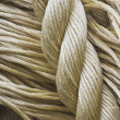 Various ropes showing their texture — Stock Photo