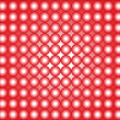 Stockfoto: Wallpaper-circles-red and white
