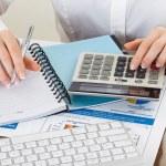 Accounting. — Stock Photo #15543331