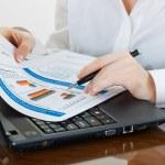 Accounting. — Stock Photo #15543555
