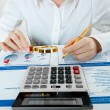 Stock Photo: Accounting.