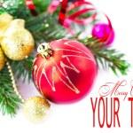 Christmas composition — Stock Photo #15906293