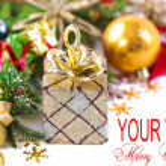Christmas composition — Stock Photo #15907087