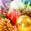 Christmas composition — Stock Photo #15907291