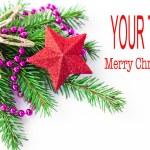 Christmas composition — Stock Photo #15907331