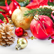 Christmas composition — Stock Photo #15907917
