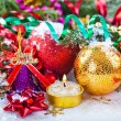 Christmas composition — Stock Photo #15907925