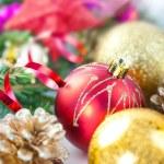 Christmas composition — Stock Photo #15908511