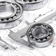 Stock Photo: Bearing
