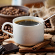 Black coffee — Stock Photo #40253207