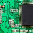 Stock Photo: Motherboard