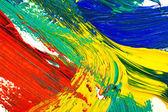 Soyut petrol arka plan boyalı — Stok fotoğraf